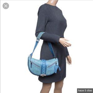 4c018c7f Dior · Vintage Christian Dior Denim Blue ...